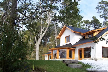 Amazing house in Patagonia