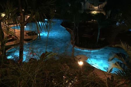 Conforto e Águas Quentes - Suite & Flat - Rio Quente - Apartamento