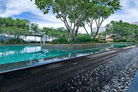 Rustic Apartment @ Straits Marina - Lakás