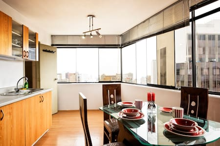 apartment  in the heart Miraflores - Miraflores - Loft