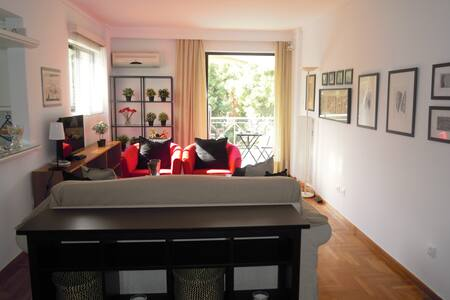 Dream apartment close to the sea!