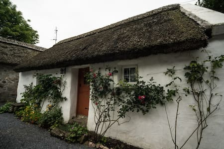 Charming thatched cottage