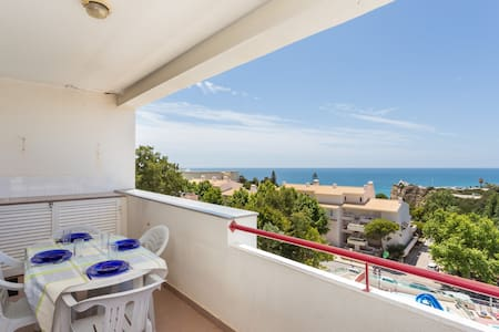 Beach Apartment with pool -sea view - Apartment