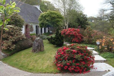 Maison 5p+ grd jardin avec rivière - Ev