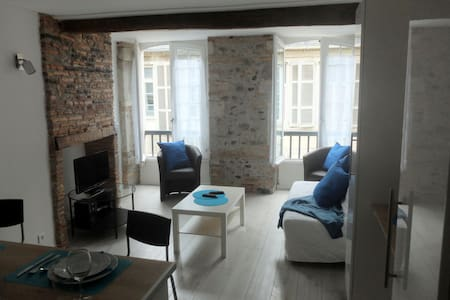 Holiday Rental Pau France - Joffre1 - Leilighet