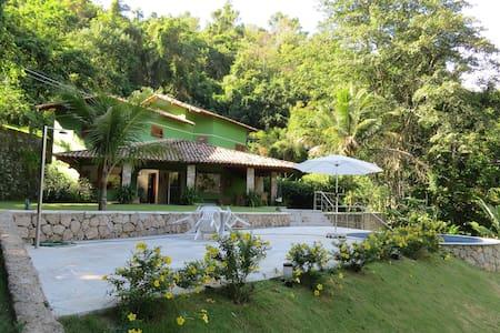 Linda casa de praia em Portogalo - Angra dos Reis - Casa