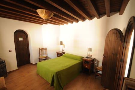 Zimmer für zwei in ruhigem Landhaus - Haus