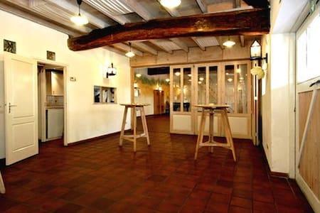 Theaterboerderij / groepsaccommodatie. (28 bedden) - Lain-lain