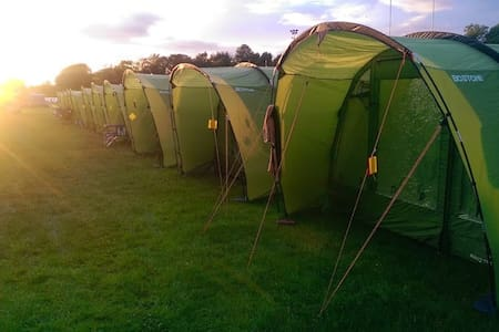 3 Man Tent EdinburghFestivalCamping - Telt