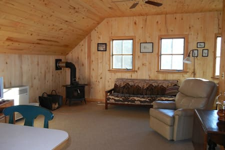 Off Grid Guest House - Cabin