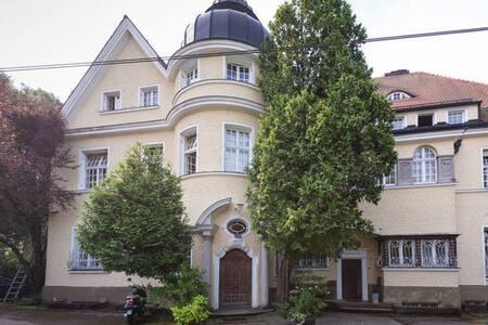 Zimmer 102 in kleinem Schloß - Berg - Castell
