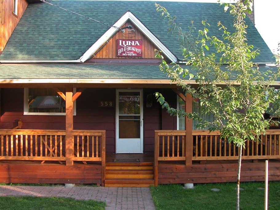 Luna Grand Forks Bed and Breakfast