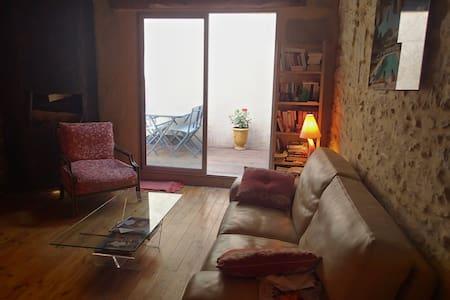 Très jolie maison à 10mn des plages - Dom