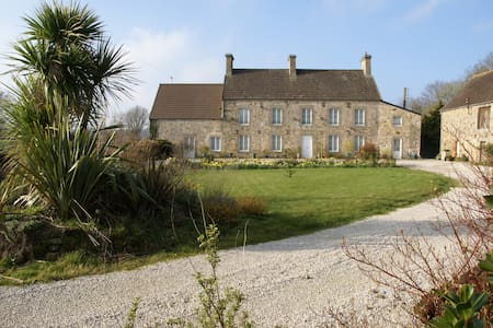 GUEST ROOMS THE DAIRY (LA LAITERIE) - Grosville