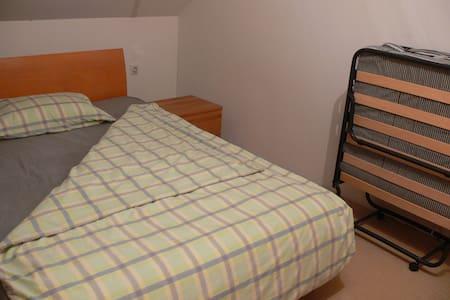 Budget privat room 2+1 - Ljubljana - Hus