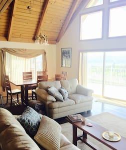 *Joyful Home & Gorgeous View* - Hidden Valley Lake
