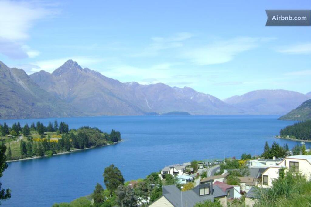 More amazing views