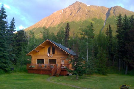 Alaska Heavenly Lodge, Cecil Cabin - Cottage