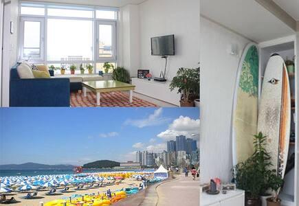 2 br Haeundae Beach Lifestyle!