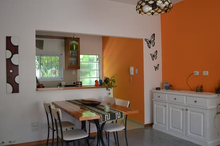 Excellent house 2 bedrooms & yard - House