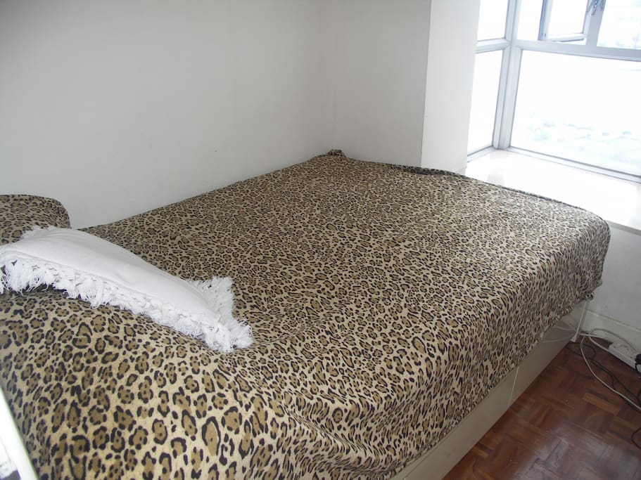 Your bed. approx 188cms in length.