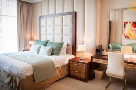 Luxury 1 B/R 3 Min from Dubai Mall - Dubai - Wohnung
