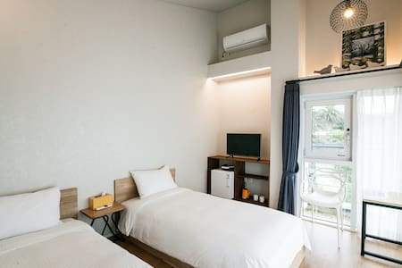 ★Ensuite private unit 2 beds room★ - Bed & Breakfast