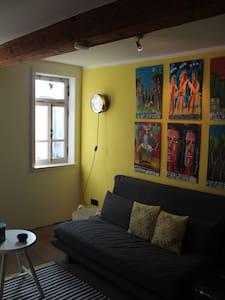 Wunderschöne kleine Fachwerkwohnung - Appartement