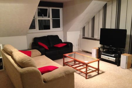 Lovely large and peaceful one bedroom flat - Croydon - Lejlighed