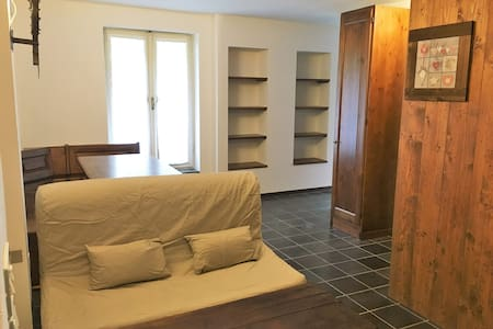 Courmayeur city center - Apartment