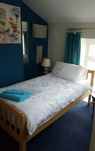 1 or 2 single beds in period home. - Yeovil - House