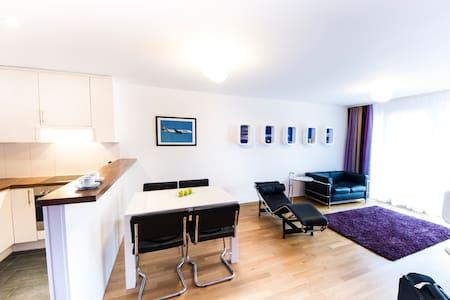 Sky Apartment (bis  zu 6 Personen) - Kriessern