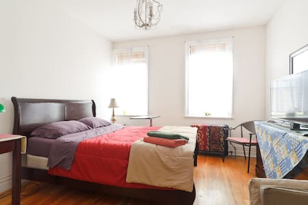 Private Affordable Studio near NYC.