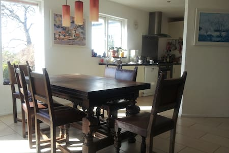 Double bedroom in stylish home  - Skibbereen - Bed & Breakfast