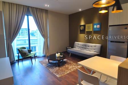 SPACE @ Riverson 1.0 - Kota Kinabalu - Lyxvåning