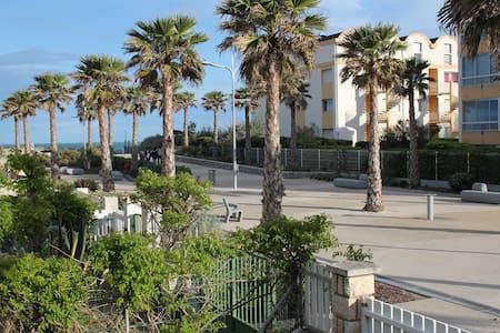 Avenue de la Méditerranée en bord de mer - Apartment