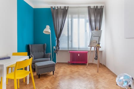 City centre-NO CLEANING FEES! - Praha - Apartemen