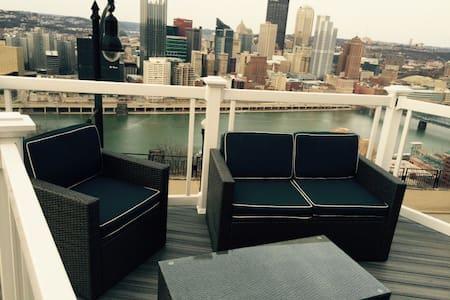 Luxury Pittsburgh Grandview Ave Apt - Pittsburgh - Wohnung
