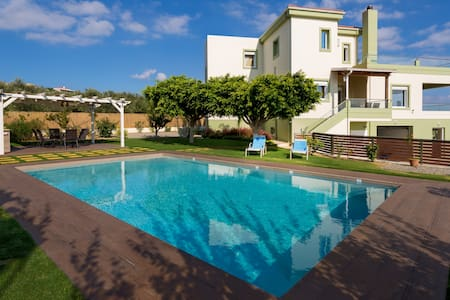 Villa Dimokratia - Enjoy your life - Chania - Villa