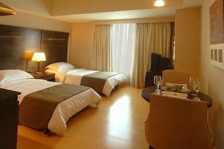 Fully Furnished Studio Suite - Mandaluyong