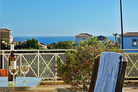 Sunny Townhouse in 4* Resort w Pool - Albufeira - Casa adossada