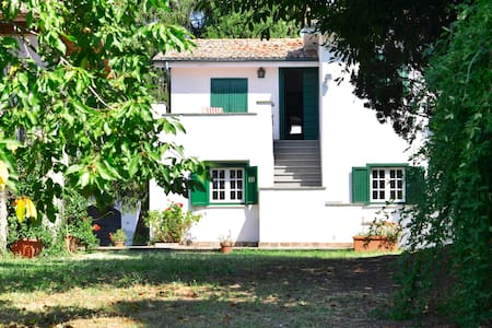 COTTAGE IN THE CASTELLI ROMANI AREA - Villa