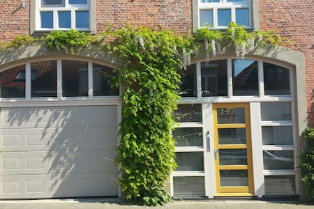 NIEUW in Bergen op Zoom De Fabriek - Loftlakás