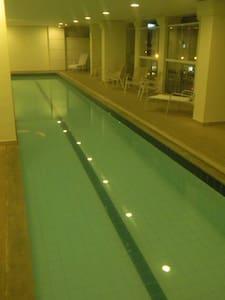 Flamengo, piscina aquecida e saunas - Rio de Janeiro - Apartemen