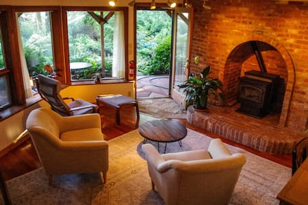 Quinn Mountain Retreat Suite - Washougal - 住宿加早餐