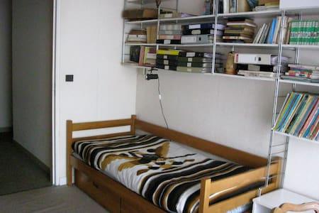 Chambre individuelle dans appartement (5ème étage) - Pariisi