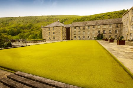 The Mill, Cressbrook, Monsal Dale - Cressbrook