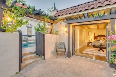 Luxury Pool House Newly Built Prime West-LA Area - Los Angeles - Apartment