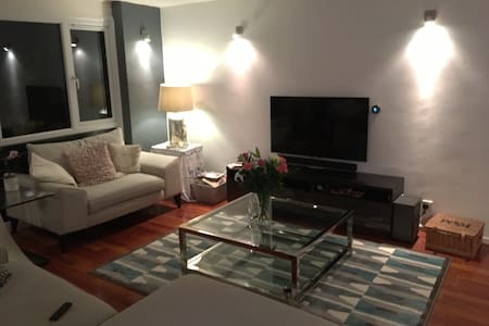 Modern Double Room 3mins to Bridge - Apartment