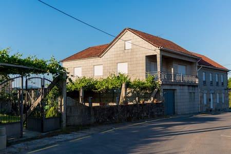 Casa Calveiro. Alojamiento Vacacional en el Salnés - Vilanova de Arousa